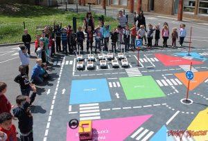 Animation education routière en centre de loisirs - www.tousenroute.com