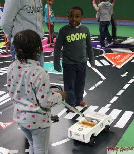 Education routière en maternelle Buggy Brousse Courcouronnes 2014 1
