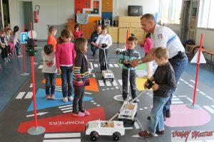 Education routière en maternelle Buggy Brousse 14