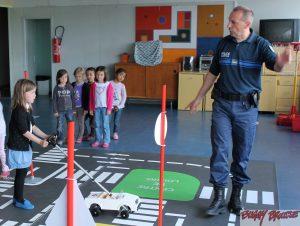 Education routière en maternelle Buggy Brousse 16