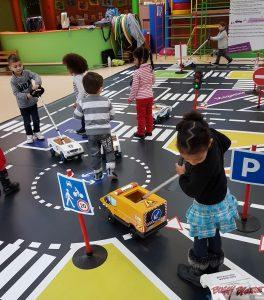 Education routière en maternelle Buggy Brousse 2
