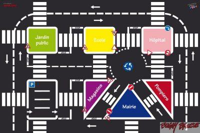Circuit Tous en Route pièces 1-2 www.tousenroute.com