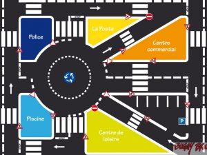 Circuit Tous en Route pièces 3-4 www.tousenroute.com