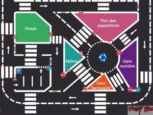 Circuit Tous en Route pièces 5-6 www.tousenroute.com