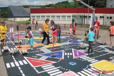 Animation publique éducation routière - www.tousenroute.com