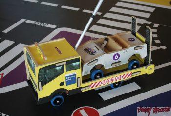 Véhicule de dépannage Buggy Brousse pour l'éducation routière - www.tousenroute.com