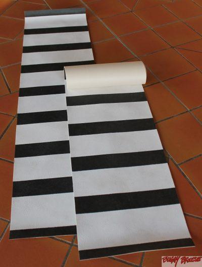 Jeu de 2 passages piétons pour circuit d'éducation à la sécurité routière - www.tousenroute.com