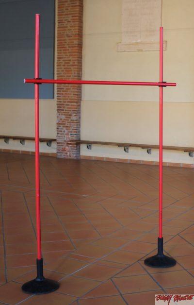 Portique pour circuit velos - www.tousenroute.com