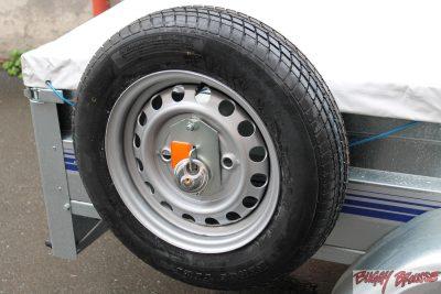 Remorque de transport circuit Buggy Brousse