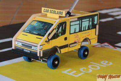 Car scolaire jouet pédagogique éducation routière – www.buggybrousse.com