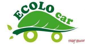 Logo fabrication eco-responsable Ecolo-Car - www.buggybrousse.com