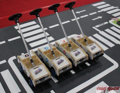 Jeu de 4 Voitures jouets pédagogiques éducation routière – www.buggybrousse.com