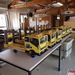 Fabrication ASEI Dépanneurs Buggy Brousse