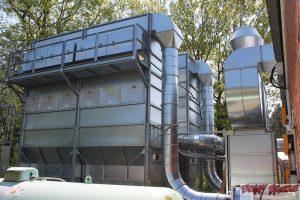 Fabrication ecologique Buggy Brousse chaudière déchets