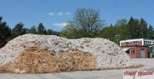Fabrication ecologique Buggy Brousse déchets