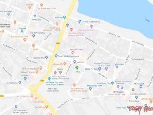 Plan de circulation chalonnes sur loire www.tousenroute.com
