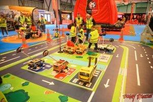 Stand animation sécurité routière DIR OUEST 2019 1 www.buggybrousse.com